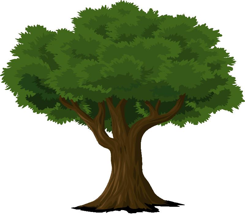 Ich der Baum